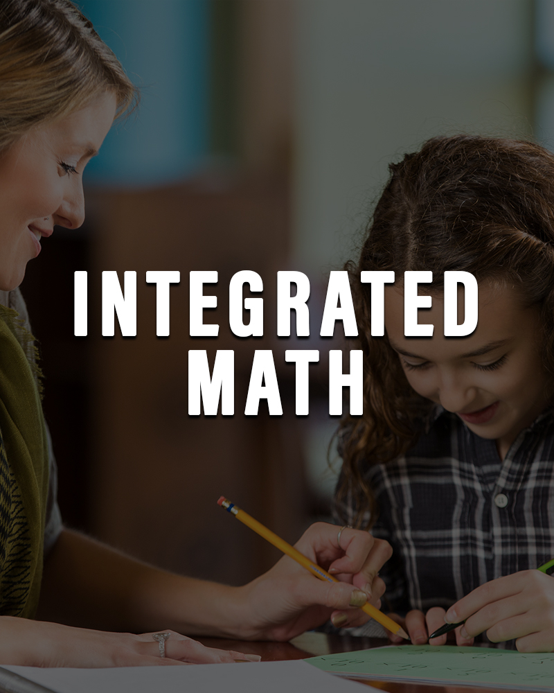 Intergrated Math Tutoring