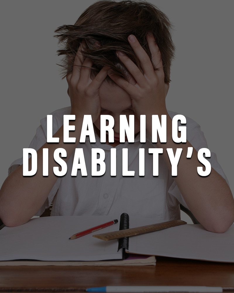 Learing Disability Tutors 1